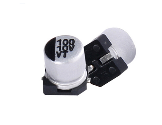 100UF 10V/5x5.4mm/贴片铝电解电容