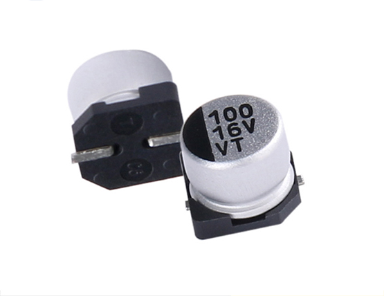 100UF 16V/6.3x5.4mm/贴片铝电解电容