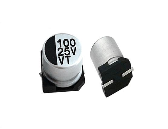 100UF 25V/6.3x7.7mm/贴片铝电解电容
