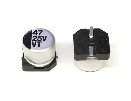 47UF 25V/6.3x5.4mm/贴片铝电解电容